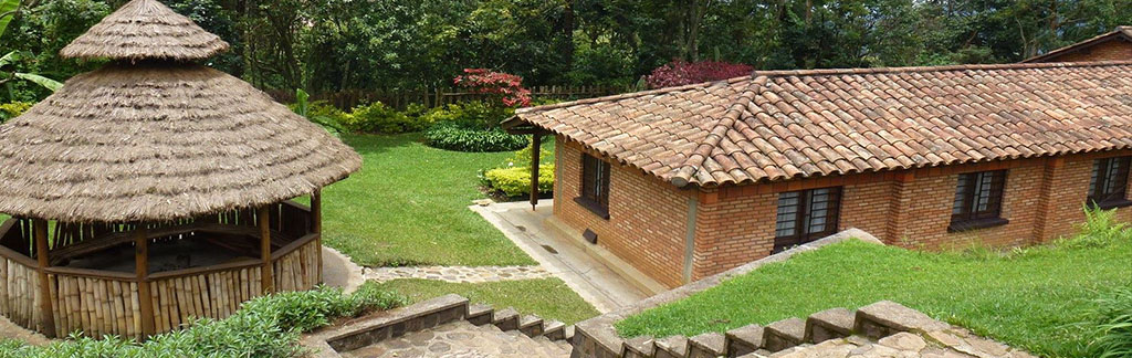 Gisakura Guest House in Nyungwe Forest National Park