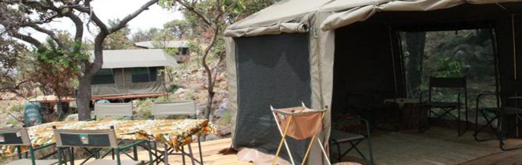 Karenge Bush Camp