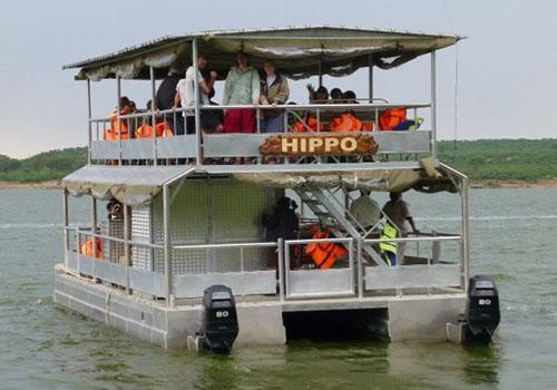 Kazinga Boat Cruise